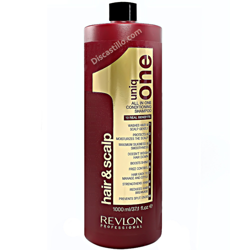 Champú Revlon Uniq-One  Hair & Scalp 1000 ml