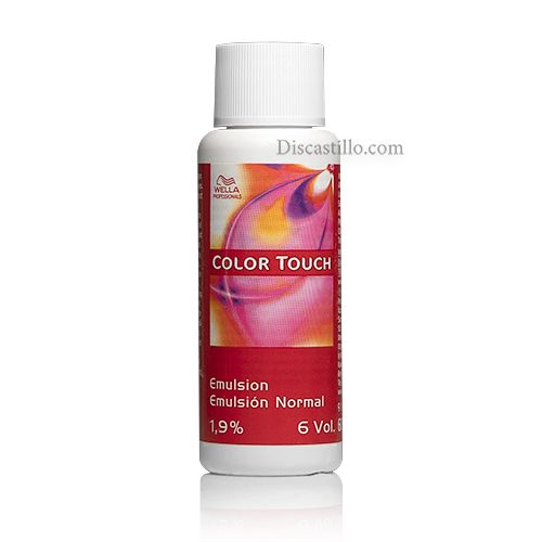 Emulsión Especial Color Touch Normal 1,9%  6 Vol. 60 ml