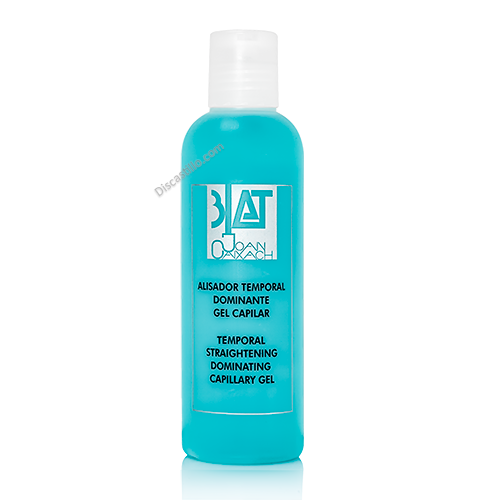 Gel Capilar Alisador Temporal Dominante Blat 200 ml