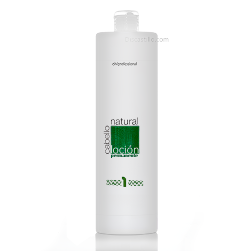 Liquido de Permanente Cabello Natural - Loción 1- 1000 ml