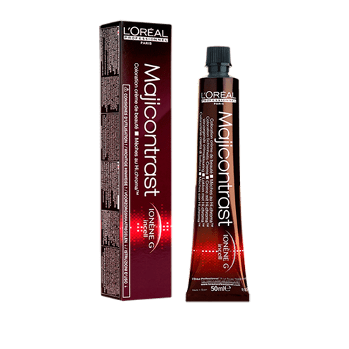 Loreal Majicontrast Para Mechas Coloreadas / Coloración de Oxidación 50 ml