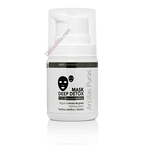 Mascarilla Facial Arcillas Puras 60 ml