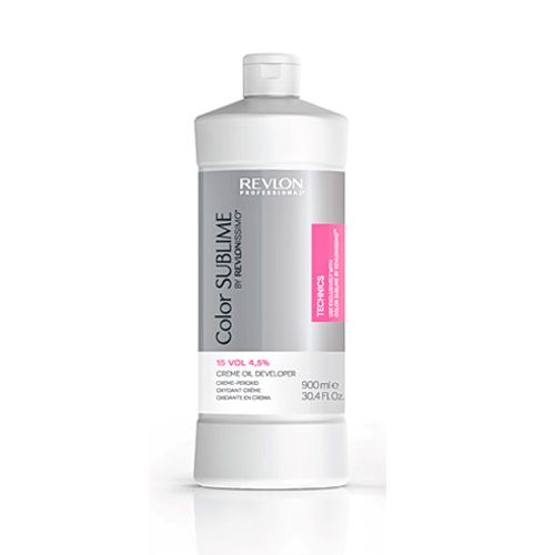 Oxigenada Color Sublime Revlon 15 vol 4,5% 900 ml