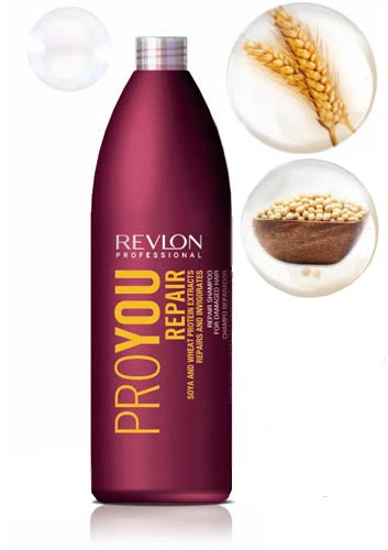 Revlon Proyou Repair Champú 1000 ml