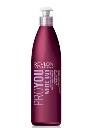 Revlon ProYou White Hair Champú 350 ml