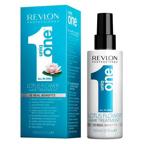 Revlon Uniq One 10 En 1 Lotus Flower Professional Hair Treatment 150 ml