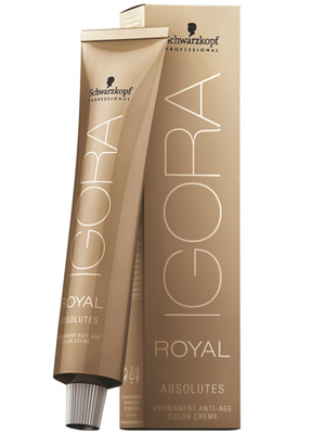 Schwarzkopf Tinte Igora Royal Absolutes 60ml