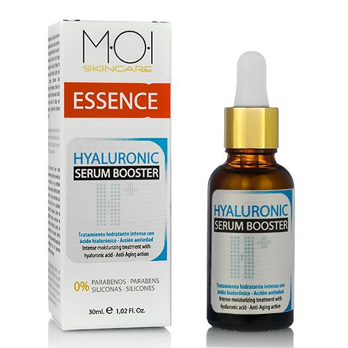 Serum Facial Booster Essence Hyaluronic H+ Hidratación Intensa 30 ml