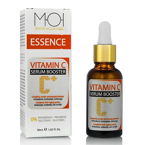 Serum Facial Booster Essence Vitamin C+ Acción Antiedad 30 ml
