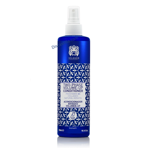 Valquer Acondicionador Bifásico Volume-Up 300 ml