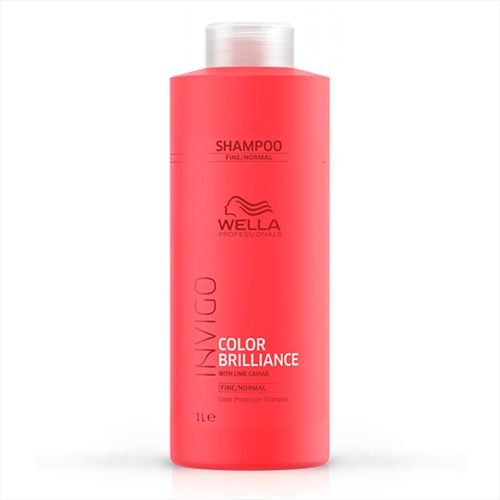 Wella Champú Color Protección Cabello Fino/Normal 1000 ml