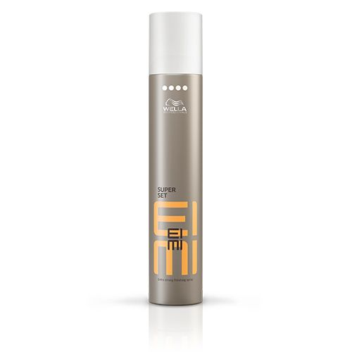 Wella EIMI Super Set Spray Laca De Acabado Extra Fuerte 300 ml