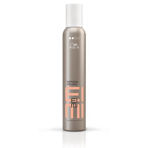 Wella EIMI Volumen Natural Espuma Volumizante De Fijación Ligera 500 ml