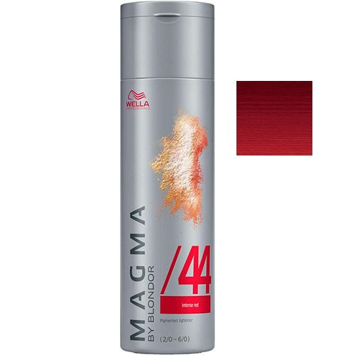 Wella Magma /44 Red Rasberry Tono Frío 120 Gr.