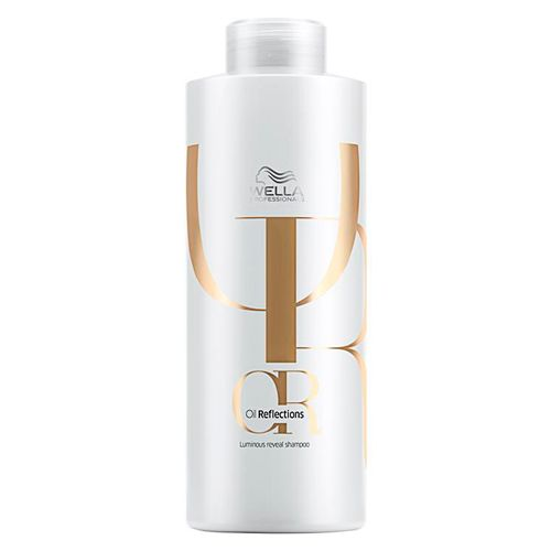 Wella Oil Reflections Champú Realzador del Brillo 1000 ml