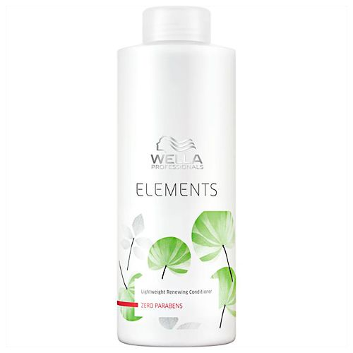 Wella Professionals Acondicionador Regenerador Elements 1000 ml