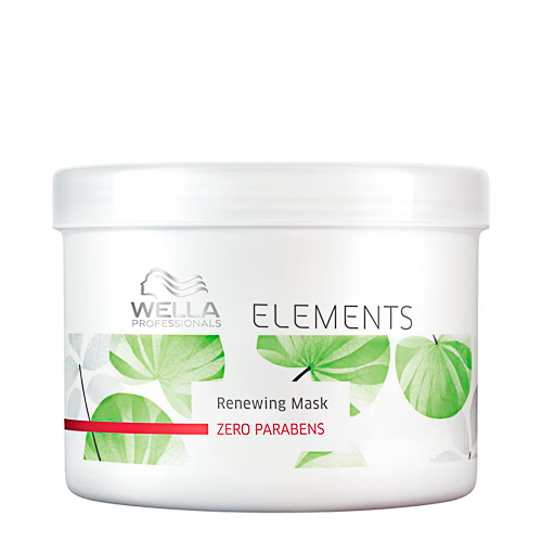 Wella Professionals Renewing Mascarilla Elements 500 ml